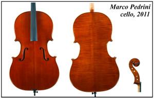 Cello Montagnana 2012