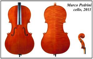 Cello Strad 2012